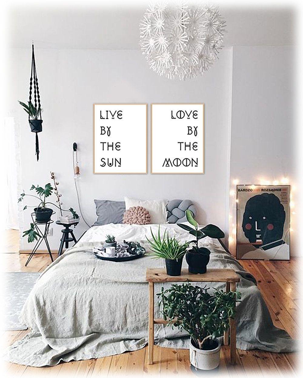 boho bedroom decorating ideas 26