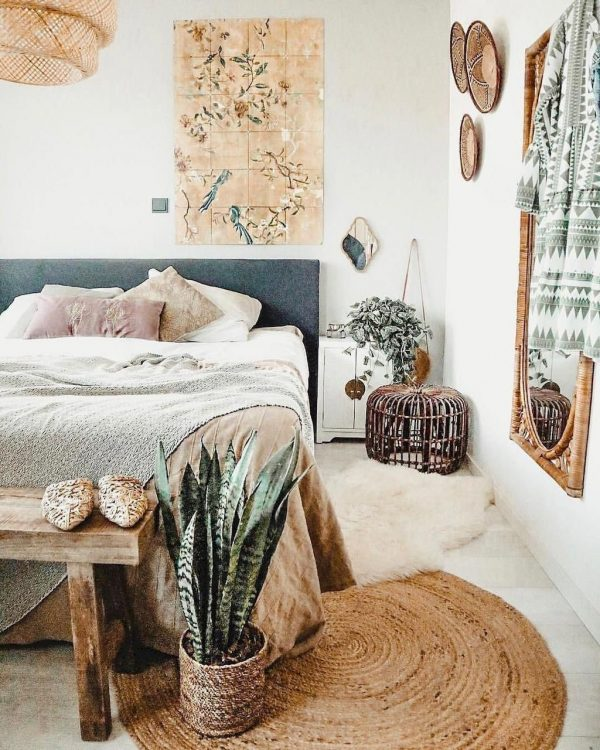 BohoBedroomDecoratingIdeas32 Medium