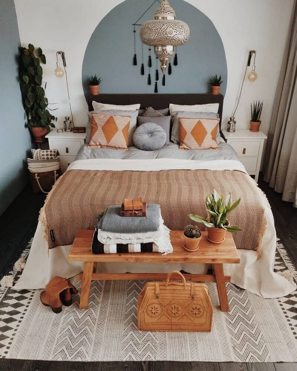 BohoBedroomDecoratingIdeas34 Medium