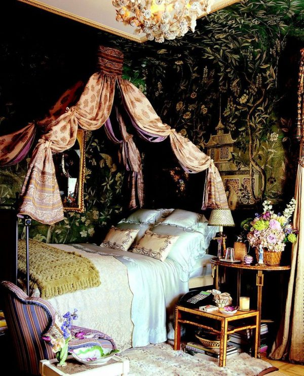 BohoBedroomDecoratingIdeas46 Medium