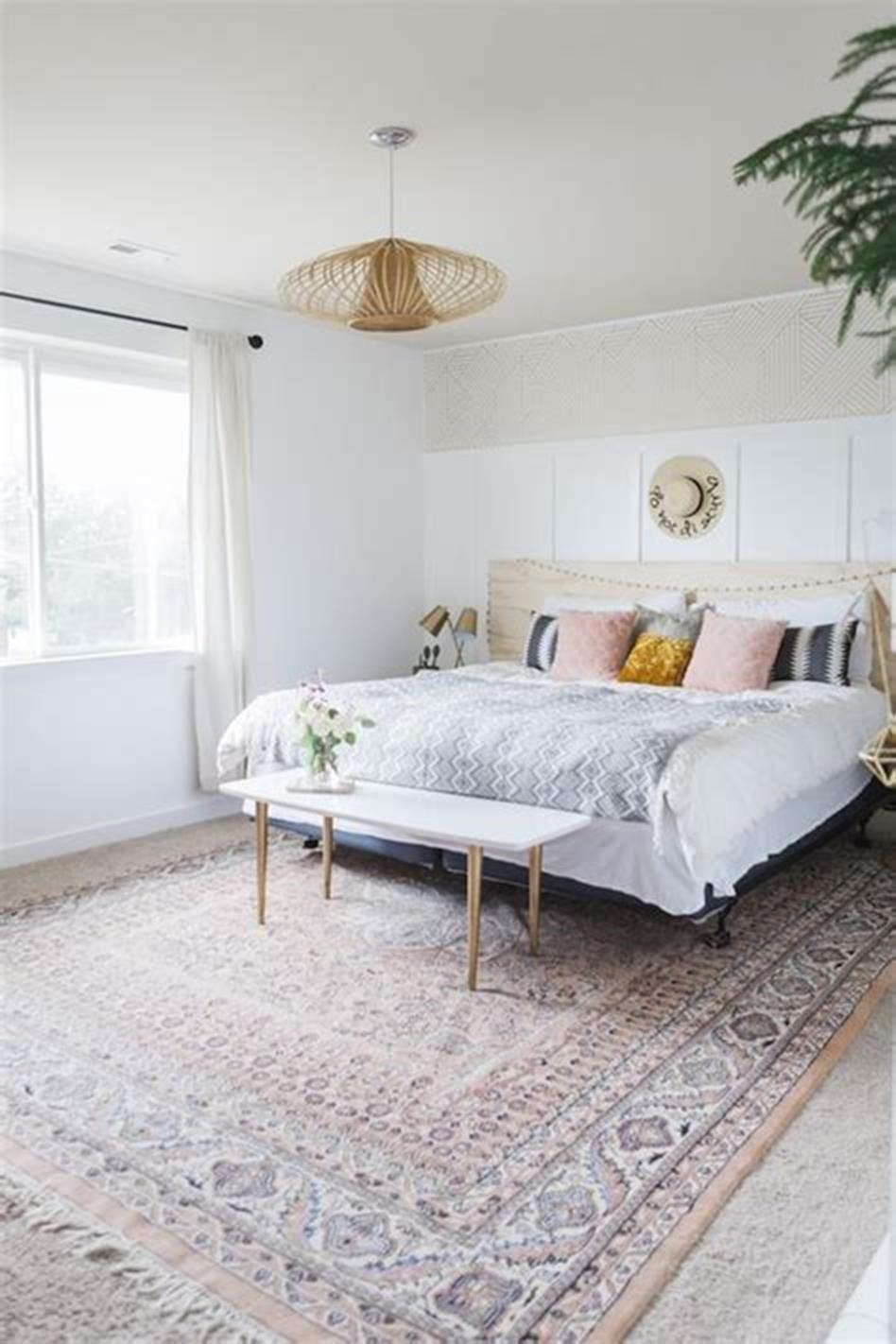 boho bedroom decorating ideas 49