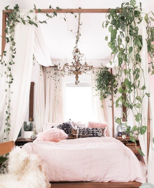BohoBedroomDecoratingIdeas7 Medium