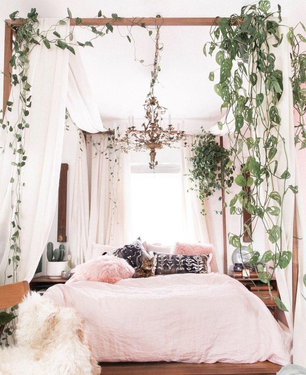 boho bedroom decorating ideas 7