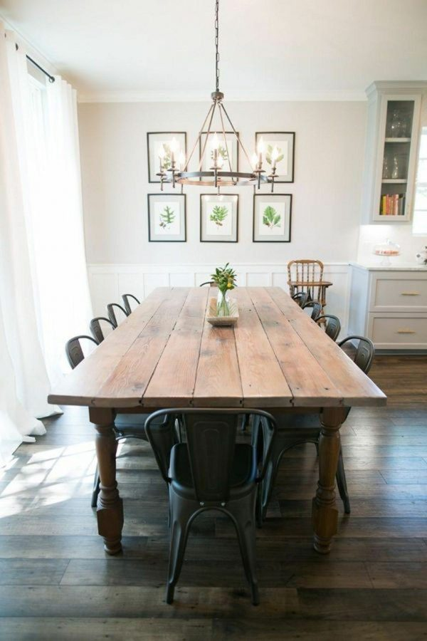 FarmhouseDiningRoomsDecor20 Medium