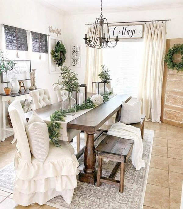 FarmhouseDiningRoomsDecor49 Medium