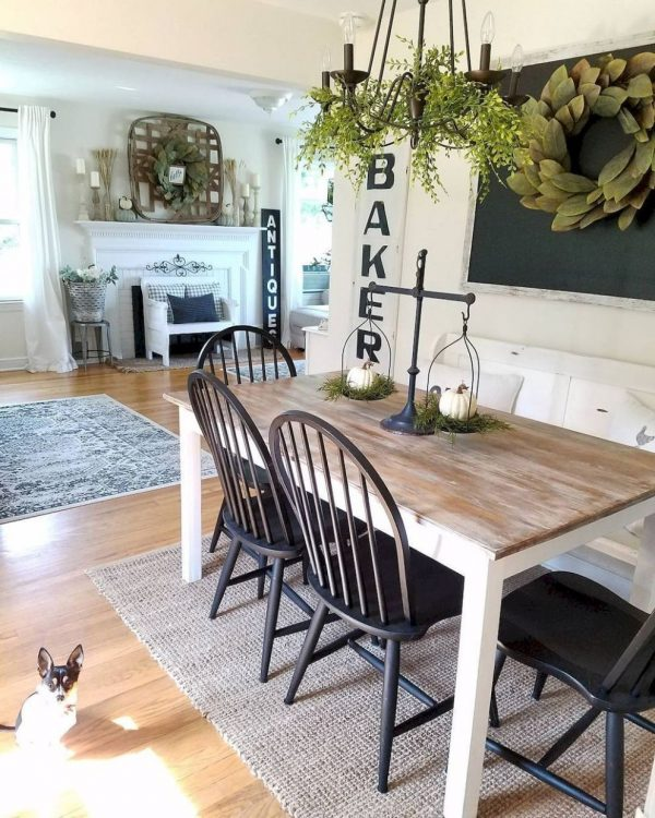 FarmhouseDiningRoomsDecor54 Medium