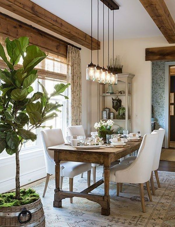 FarmhouseDiningRoomsDecor7 Medium