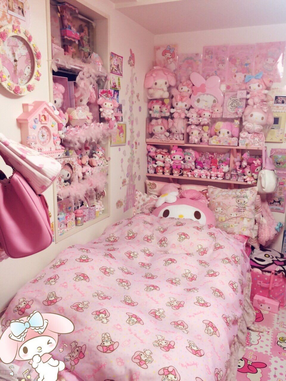 pink bedrooms with images 19