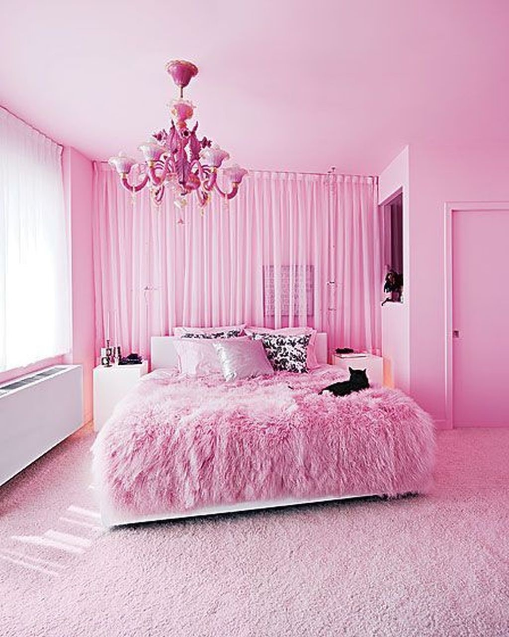 pink bedrooms with images 2