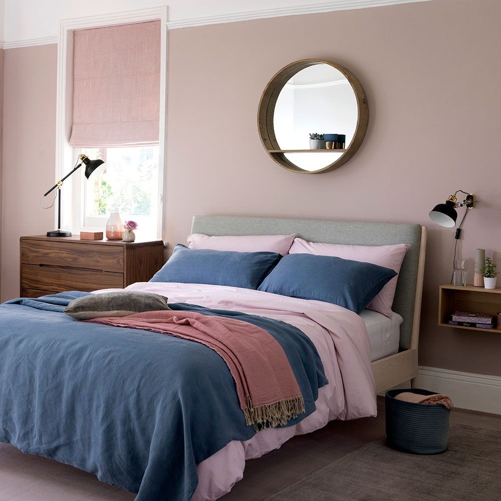 pink bedrooms with images 24