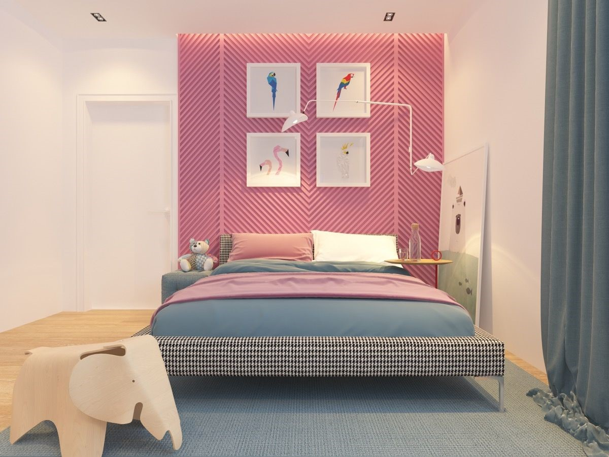 pink bedrooms with images 25