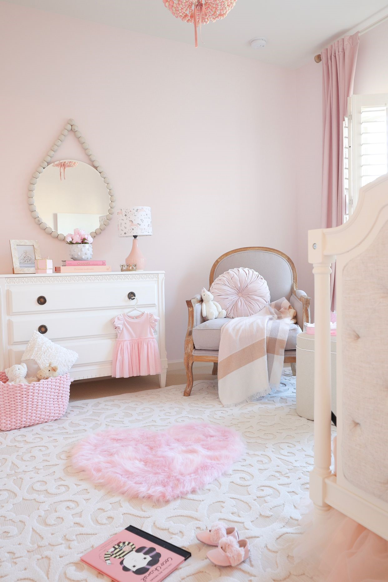 pink bedrooms with images 33