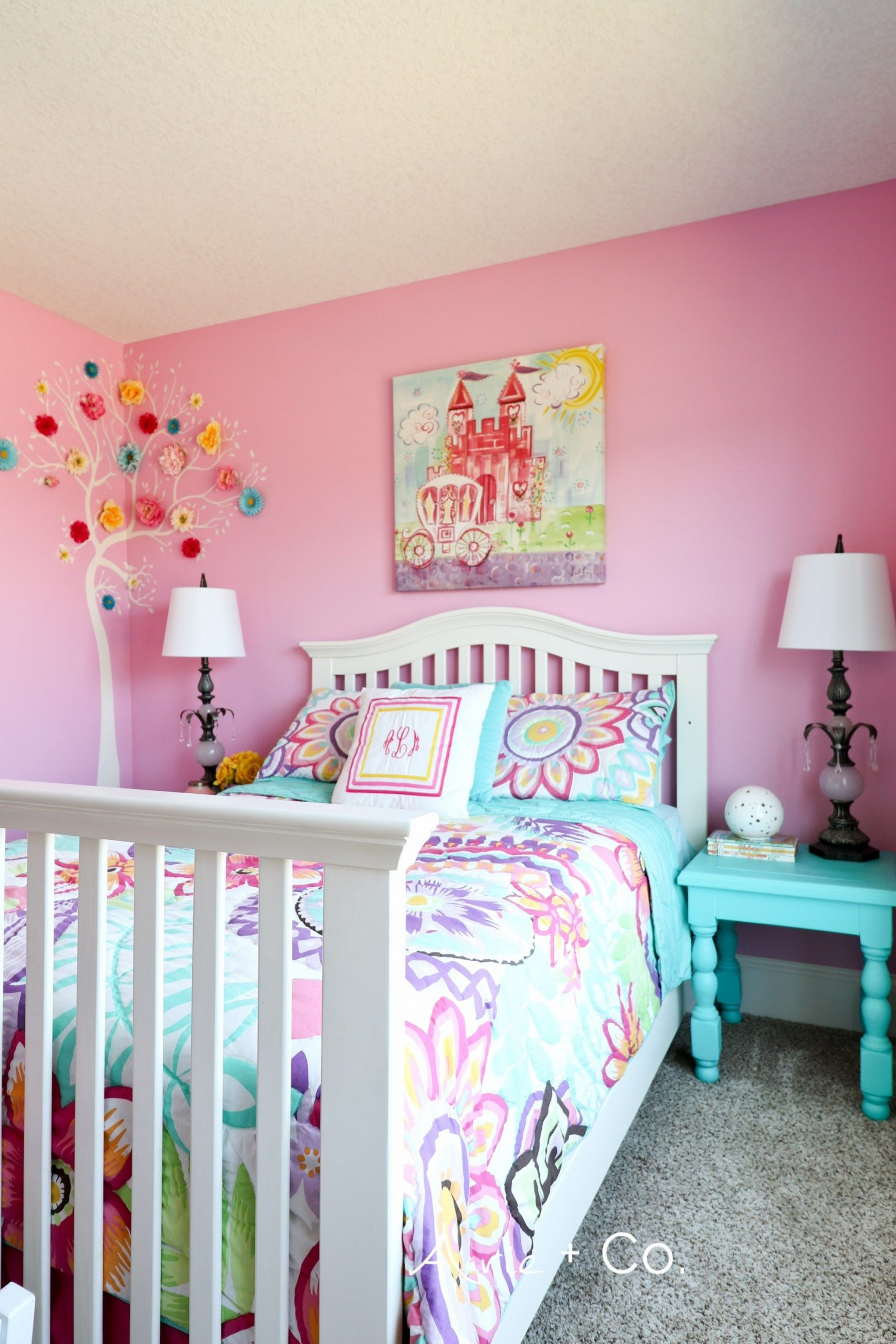pink bedrooms with images 5