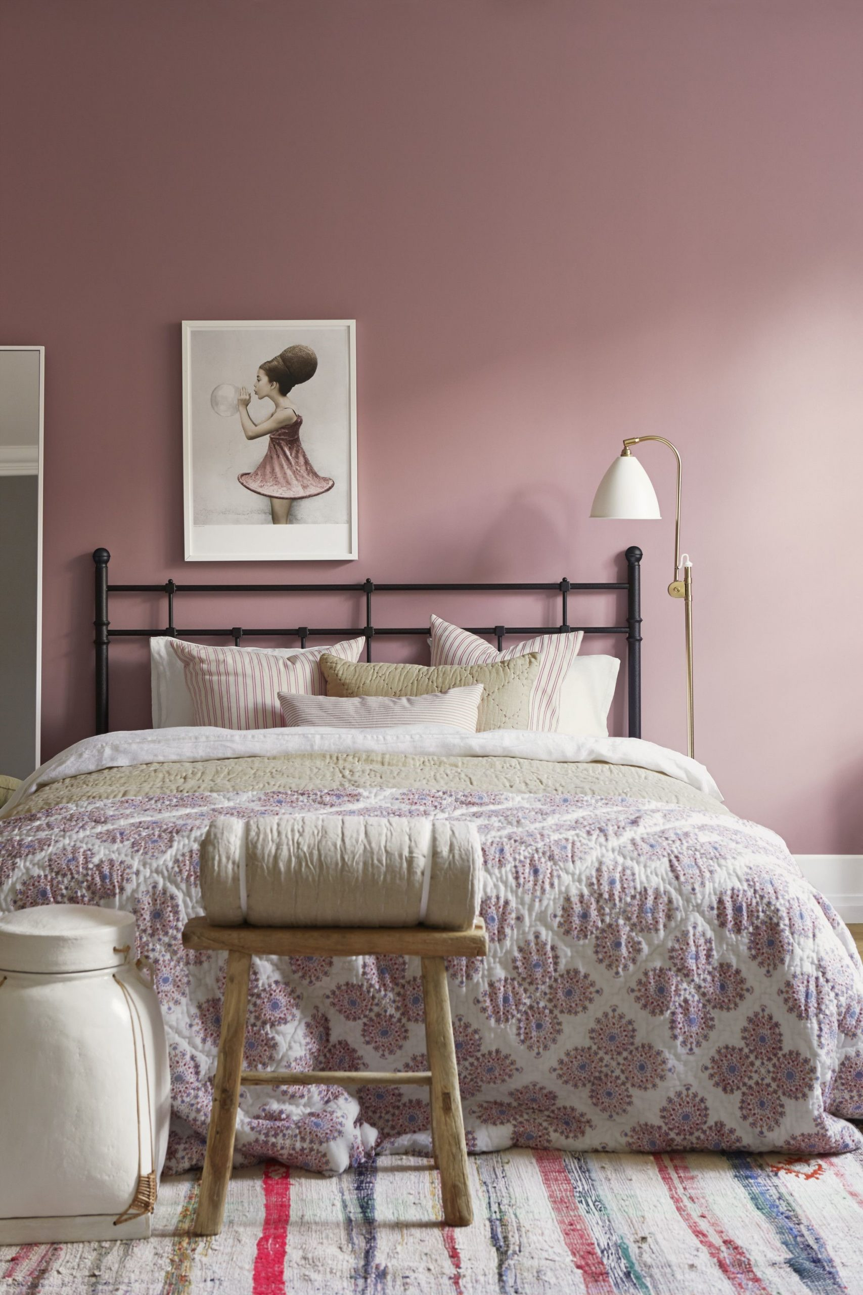 pink bedrooms with images 52