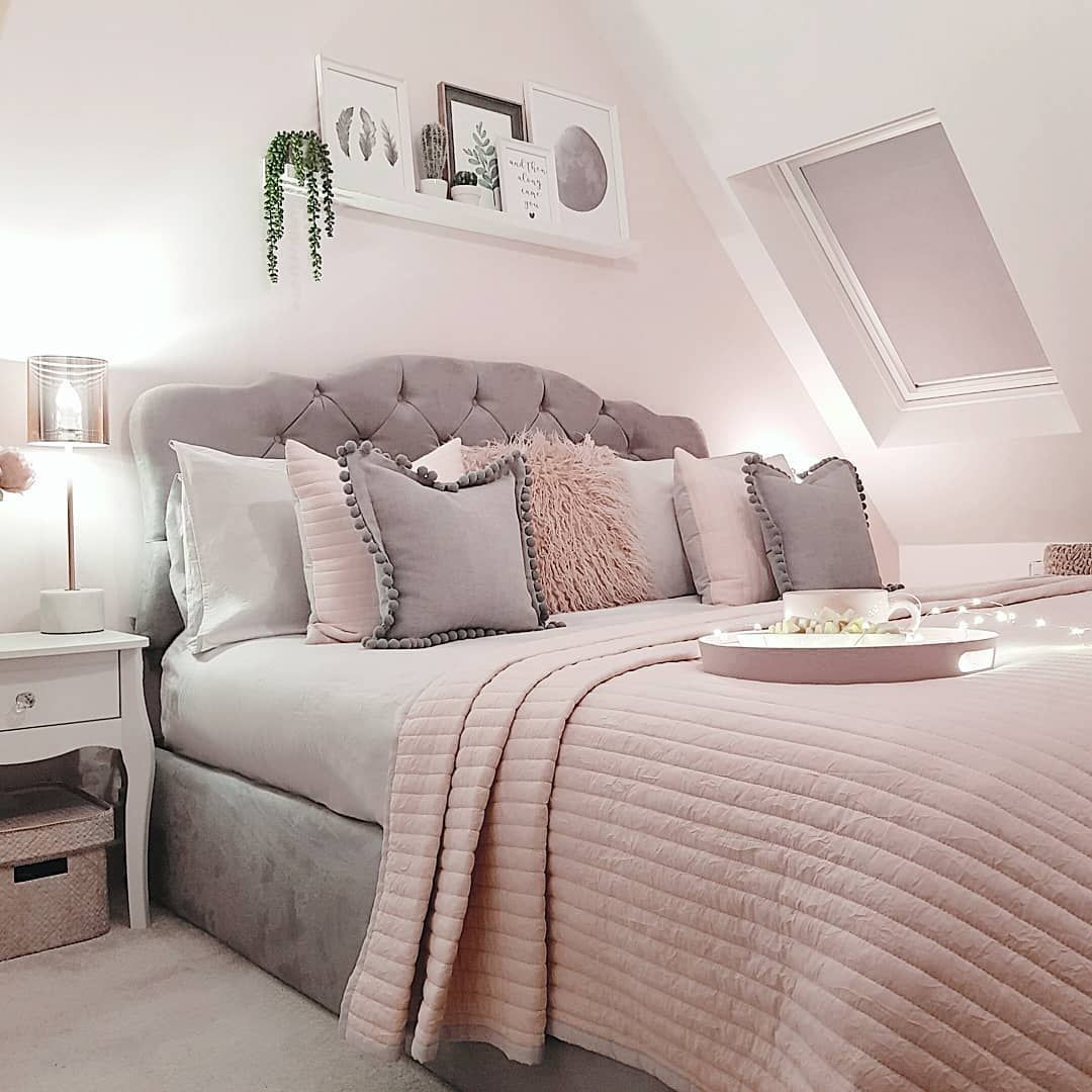 pink bedrooms with images 53