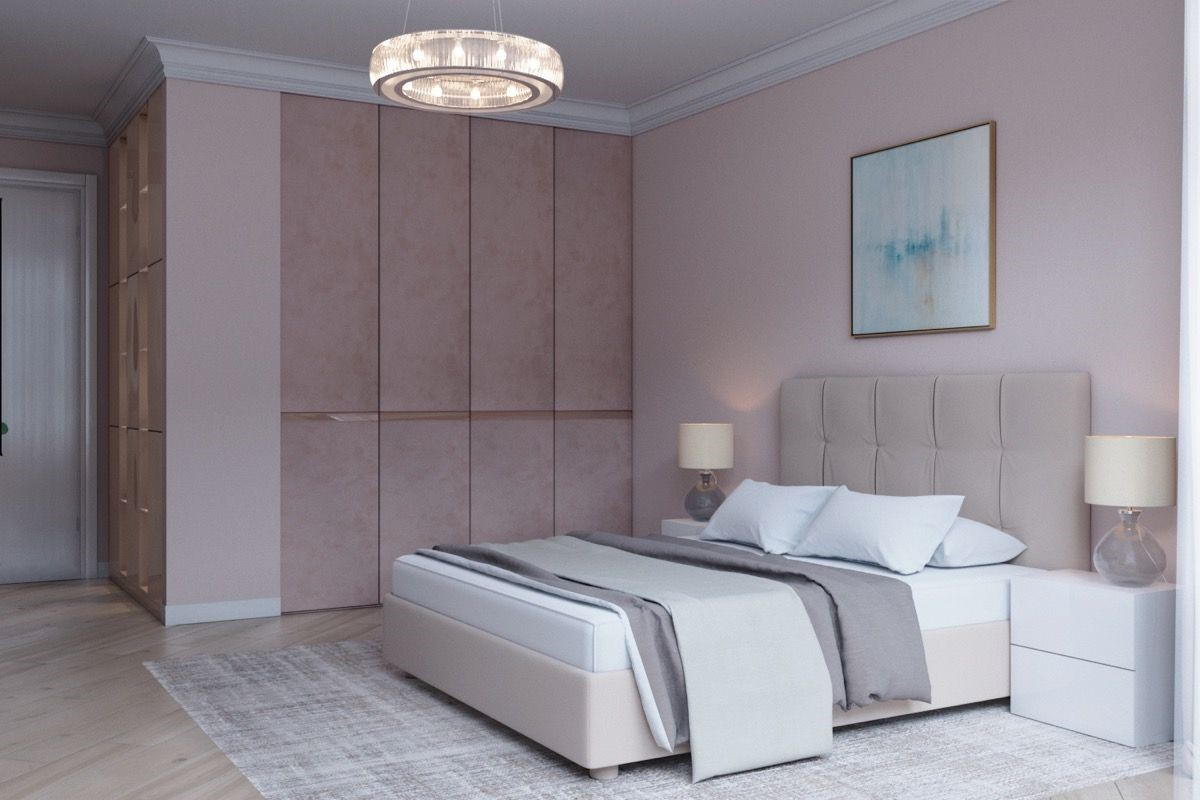 pink bedrooms with images 55