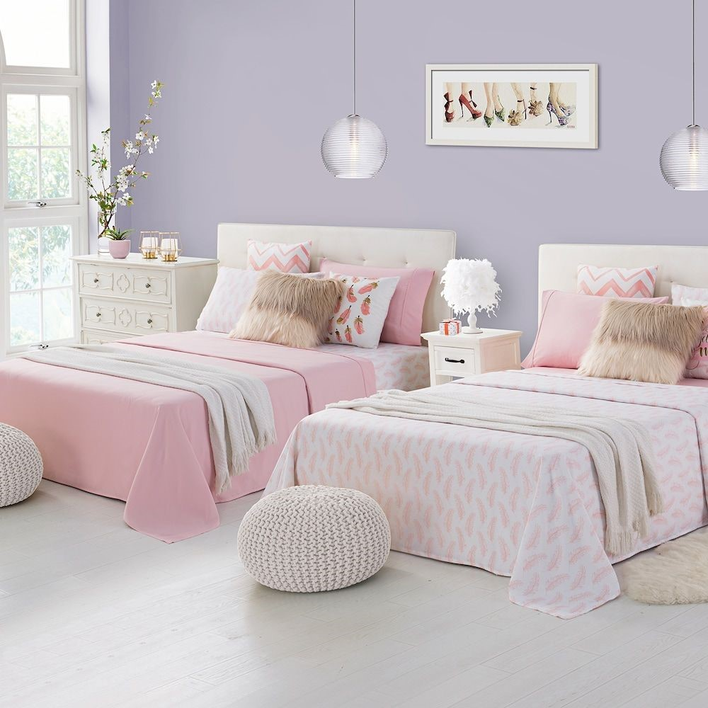 pink bedrooms with images 58