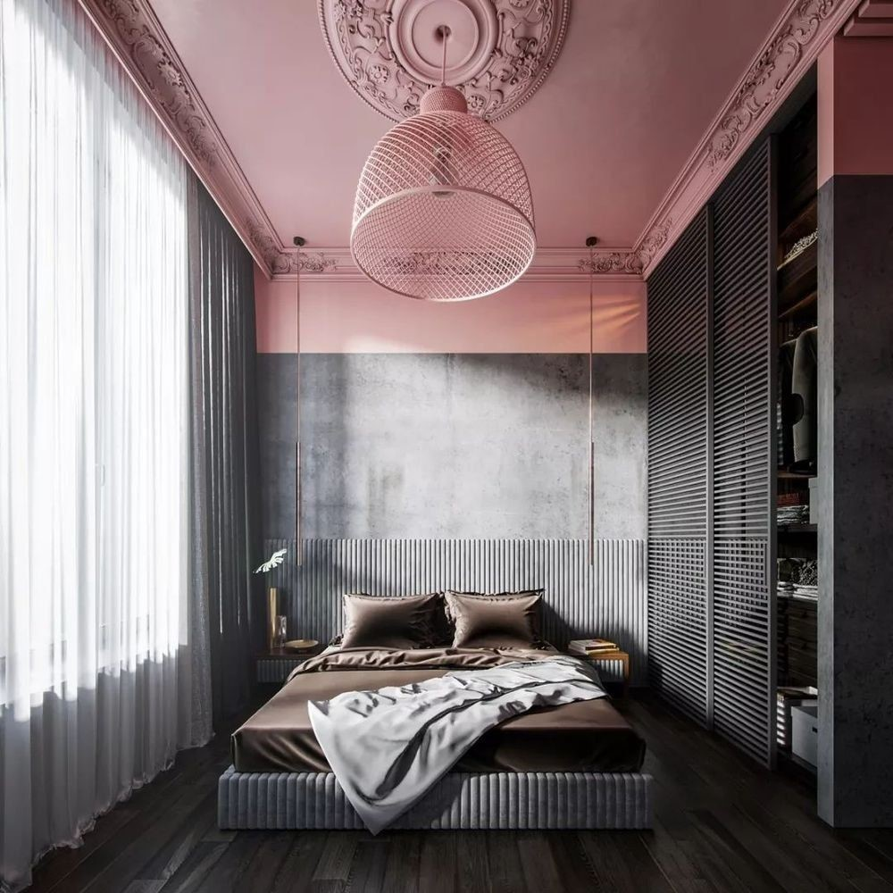 pink bedrooms with images 90