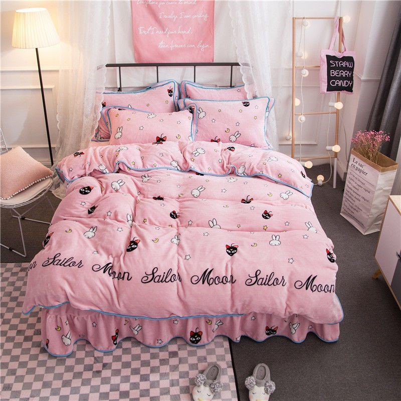 pink bedrooms with images 95