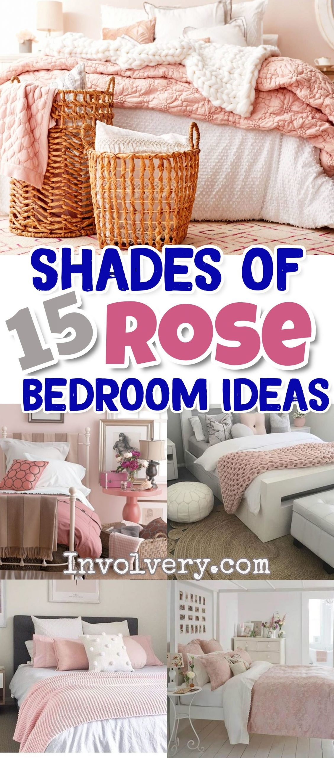 pink bedrooms with images 97