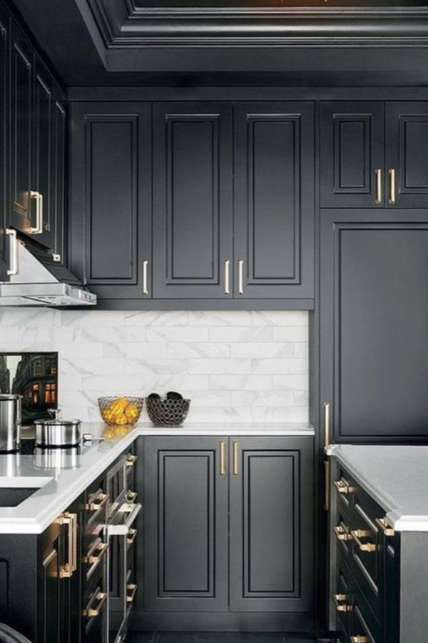 53StylishBlackKitchenDesigns3 Medium