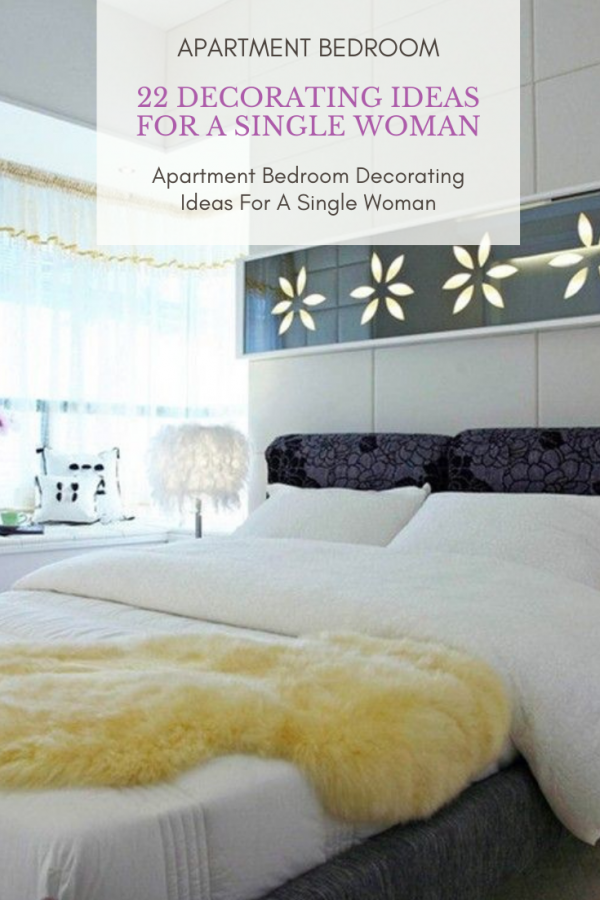 Apartment-Bedroom-Decorating-Ideas-For-A-Single-Woman